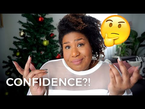 WHY I'VE AVOIDED TALKING ABOUT CONFIDENCE | Vlogmas Day 14