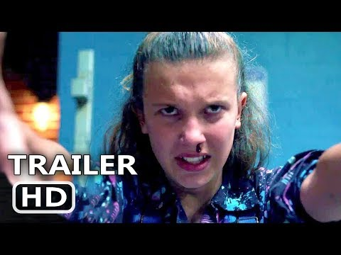 Play STRANGER THINGS Season 3 Final Trailer (NEW 2019) Netflix TV Series HD