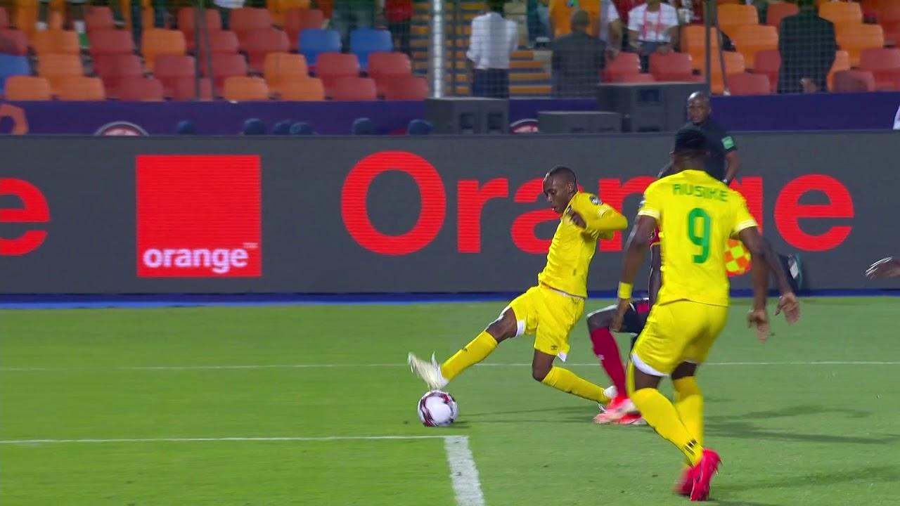 Uganda v Zimbabwe Highlights - Total AFCON 2019 - Match 14