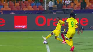 Uganda v Zimbabwe Highlights - Total AFCON 2019 - Match 14
