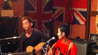 2012.8.31 「レトロで奏でナイト2」 西明石ジャカランダ.