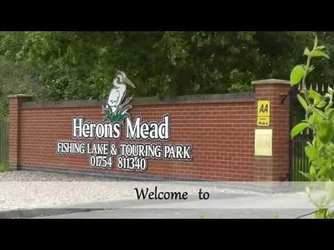 Herons Mead Caravan Park And Fishing Lakes