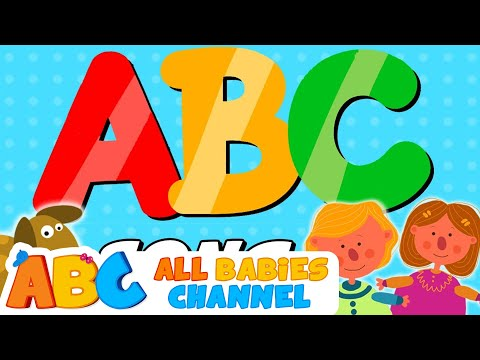 ABC Songs, Alphabet Song & Ba Songs Collection  Phonics Song A to Z & Nursery Rhymes
