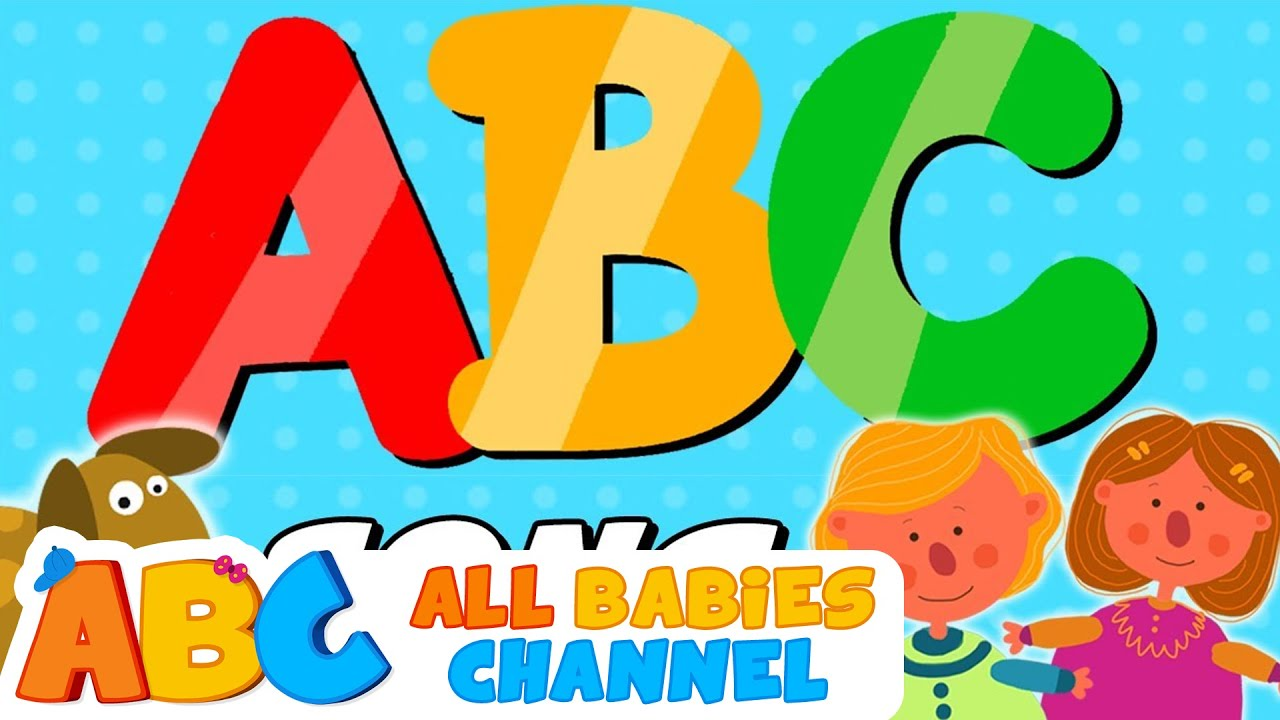 ABC Songs, Alphabet Song & Baby Songs Collection - Phonics Song A to Z &  Nursery Rhymes