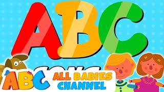 ABC Songs, Alphabet Song & Baby Songs Collection - Phonics Song A to Z & Nursery Rhymes for Toddlers
