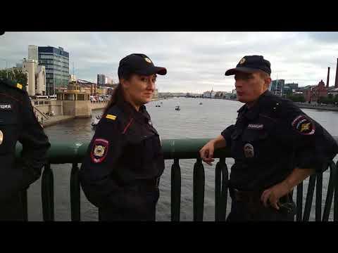 Смотреть 18 !!! Митинг 09.09 Петербург против пенсионной реформы. онлайн