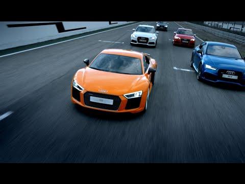 Audi Sport — символ победителей