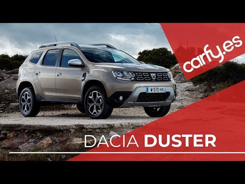 DACIA DUSTER | Ficha técnica - Review ✅