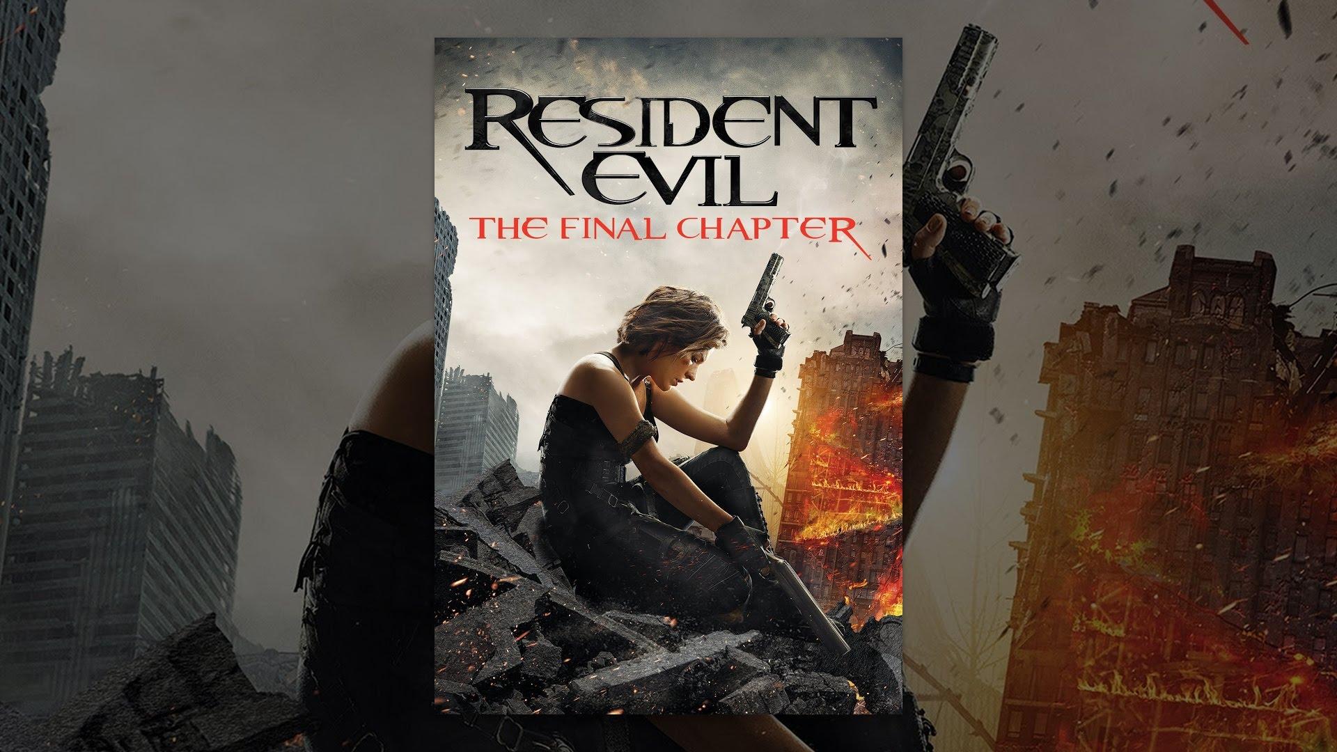 resident evil: the final chapter besetzung
