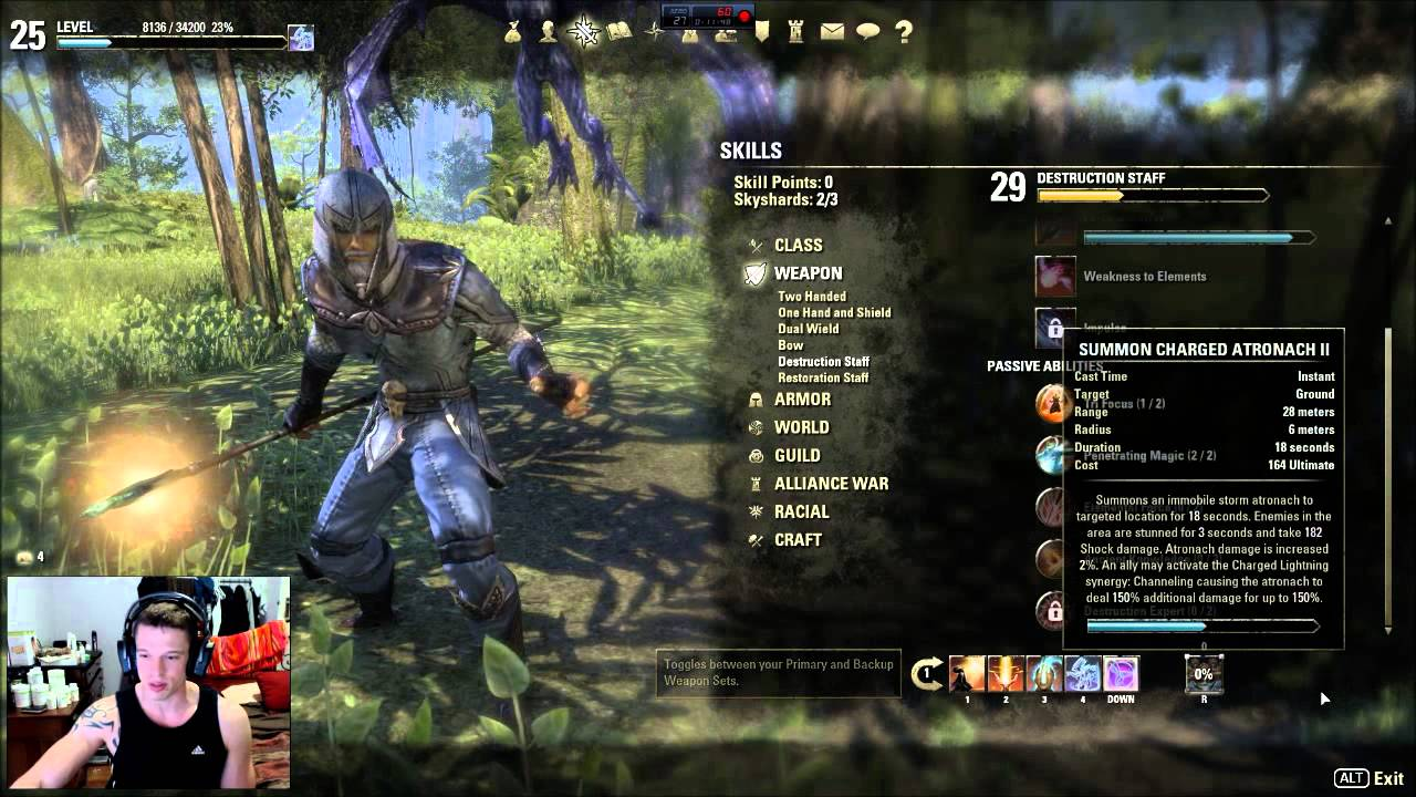 Eso Sorcerer Healer Build Guide - Eso Sorcerer Build Guide