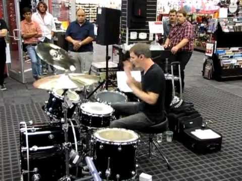 Dozo by Puscifer - Jeff Friedl Drum Clinic / In Store