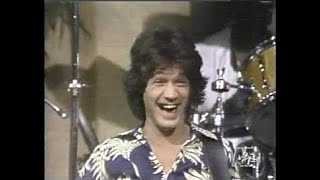 Eddie Van Halen Collection on Letterman, 1985, 1995