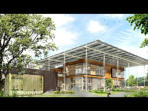 The Kendeda Building For Innovative Sustainable Design