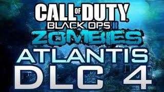 NEW Black Ops 2 - Atlantis - DLC 4 - Map Pack 4 - Map Idea [BO2 Theory]