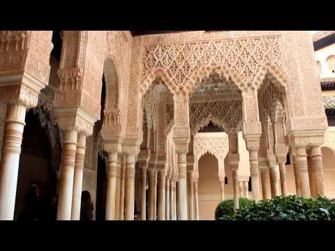 The Court of Lions - La Alhambra