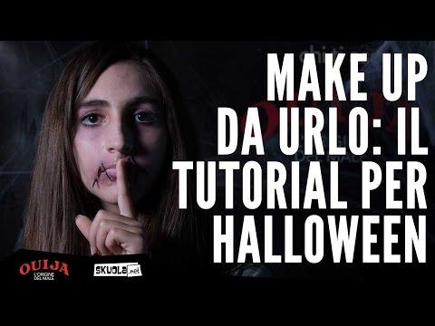 Make up Ouija: il tutorial per Halloween