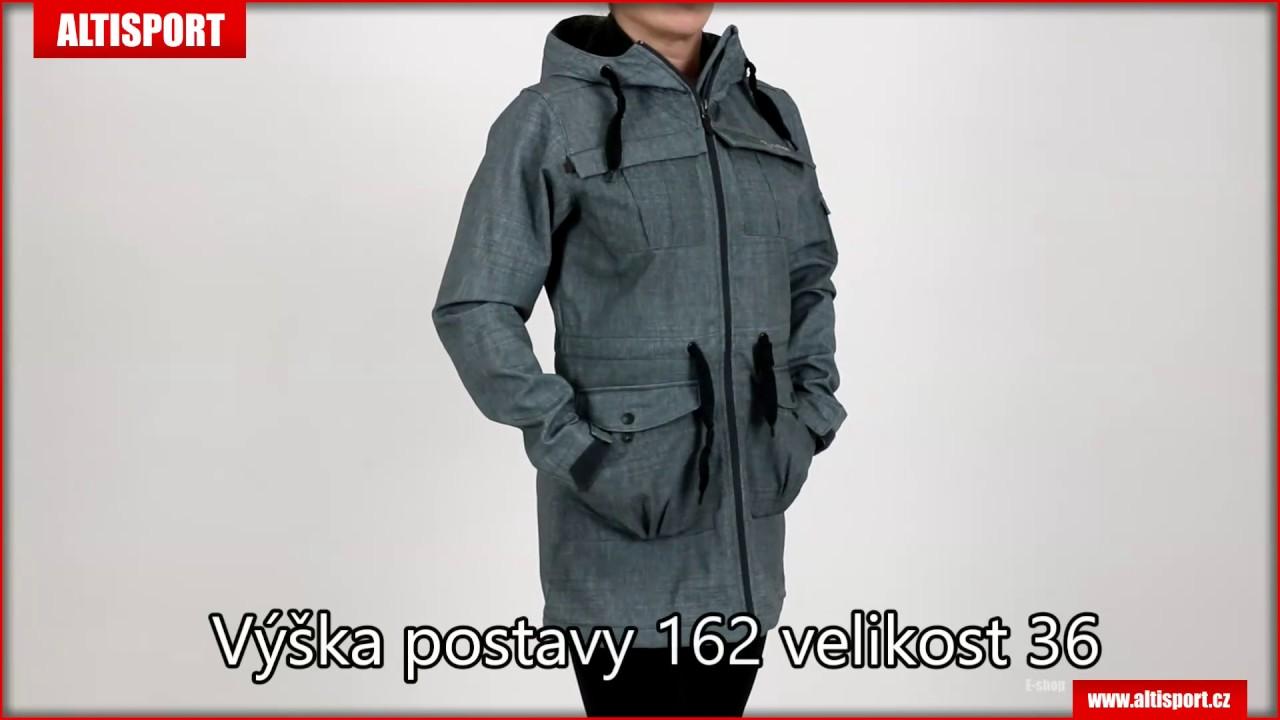 d088e482d34fa dámská softshellová bunda kilpi lasika w melír - YouTube
