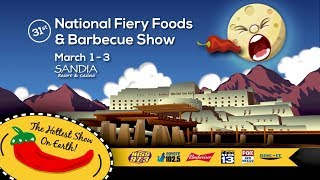 National Fiery Foods & BBQ Show Albuquerque Visit 2019