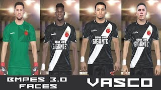 PES 2018 - BMPES 3.0 - TODAS FACES VASCO - PC