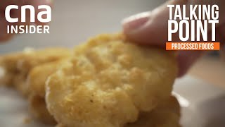 What's Really In My Chicken Nuggets | Talking Point | Episode 39