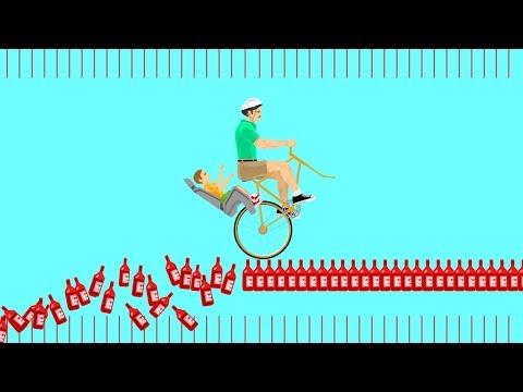 WORLD'S HARDEST 99% IMPOSSIBLE LEVEL! (Happy Wheels)