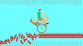 WORLD'S HARDEST 99% IMPOSSIBLE LEVEL! (Happy Wheels)