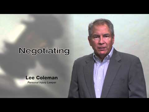 Negotiating Settlements With Auto Insurance Companies - Hughes & Coleman Injury Lawyers