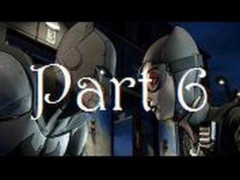 The Main Menu: BATMAN The Telltale Series Walkthrough Gameplay Part 6 - CATWOMAN (Episode 2)
