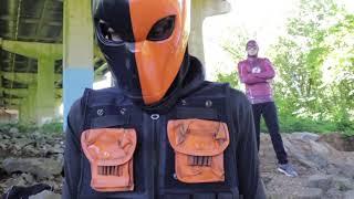 The First Invasion - Deathstroke vs. Flash - Fan Film