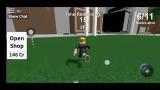 ROBLOX SAKLAMBAÇ Hide And Seek OYNUYORUZ ! - Çok Eğlenceli Video Roblox Mod Minecraft