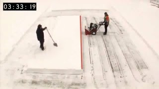 видео Бензиновые снегоуборщики