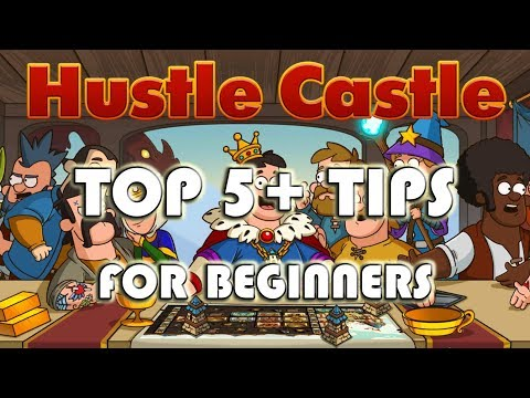 Hustle Castle TOP 5+ Beginner Tips