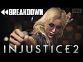 Injustice 2: 13 Minutes of NEW Black Canary Gameplay Full Breakdown!