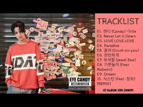 [1st Album] Samuel – EYE CANDY
