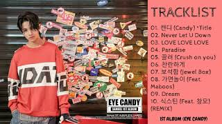 [1st Album] Samuel – EYE CANDY
