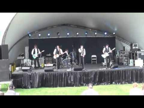 Younger Than Yesterday Live at the Saanich Fair 2013