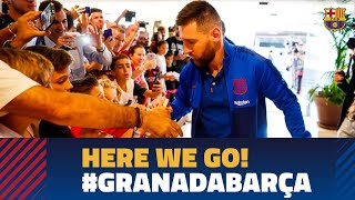 Trip to Granada ahead of LaLiga match