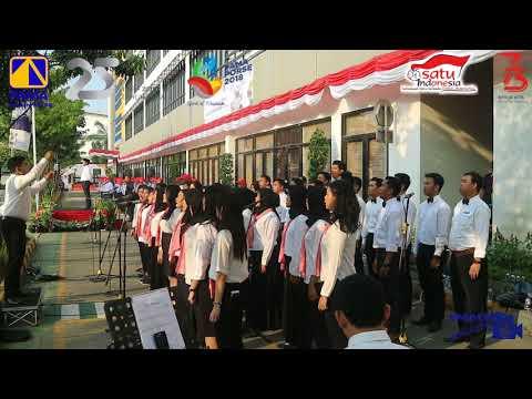 Paduan Suara HUT RI 73 PT Pamapersada Nusantara
