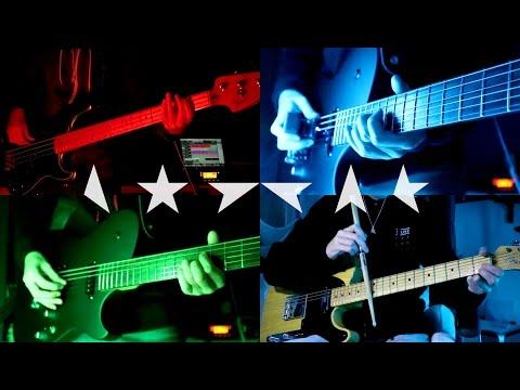 ★ No Plan - David Bowie (Instrumental cover - Guitar Bass Drums)