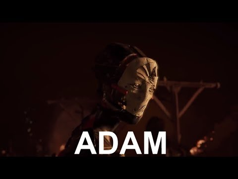 ADAM sci-fi short film by Neill Blomkamp