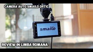 Camera auto DVR SMAILO Optic Review