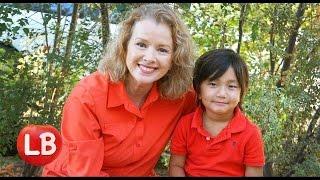 Cute Kids Visit Late Bloomer Garden   Vlog