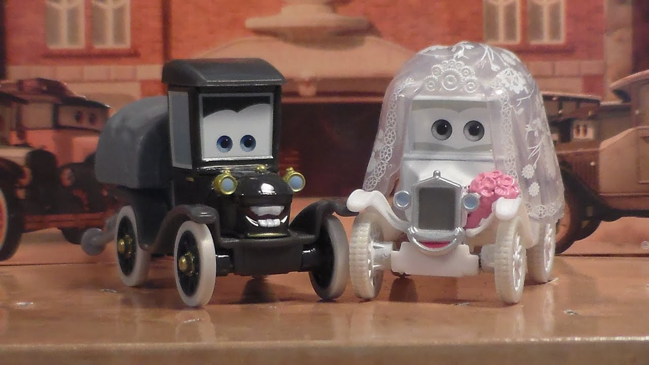 WEDDING DAY STANLEY & LIZZIE, NEW 2013 TIME TRAVEL MATER ...