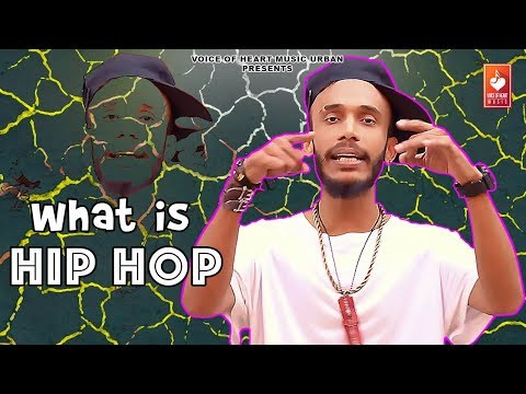 What is Hip Hop | Full HD Song | Piku Ross | Latest Hindi Rap Song 2017