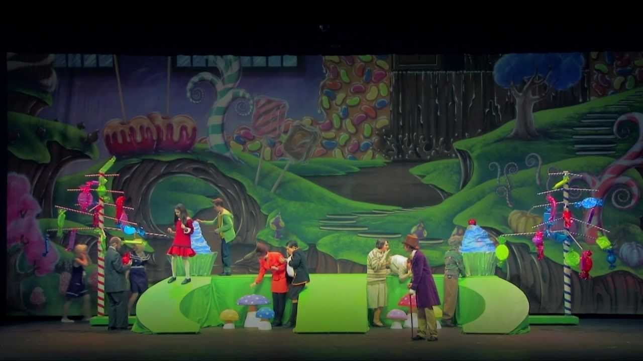 Willy Wonka And The Chocolate Factory CYT Lafayette Willy Wo...