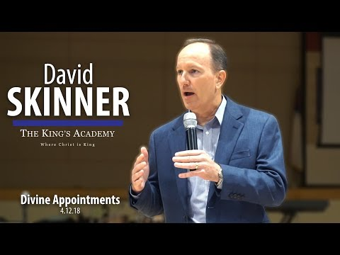 Divine Appointments - David Skinner