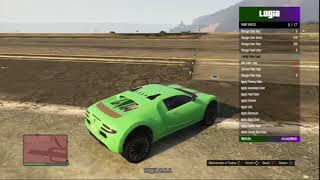 GTA 5 LUGIA 2.8.1 SPRX MOD MENU [Test Update] [DEX] [CEX] [PS3]