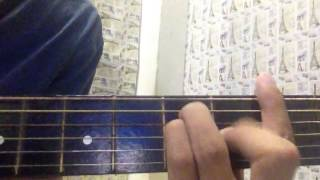Tình thôi xót xa Guitar
