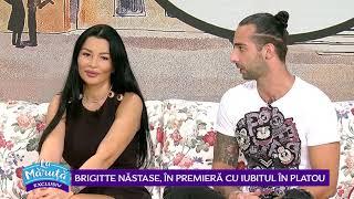 Fosta sotie a lui Ilie Nastase in platou cu iubitul ei