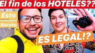 Con ESTOS PRECIOS los HOTELES se Van a la QUIEBRA House Tour Madrid AIRBNB ft NEUROKILLER